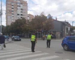 За еден час во Куманово казнети 80 возачи