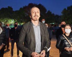 ВМРО ДПМНЕ го крева гласот против корупцијата и криминалот , нема да дозволиме под тепих да заминат сите афери кои изминативе години ги предизвика оваа влада