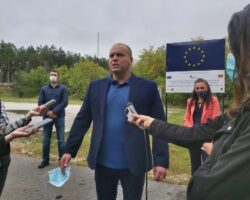 Три спортски игралишта, патеки за трчање и анфитеатар ќе се изгради на спомен Костурница