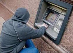 Полицијата фати крадец на лице место во обид да украде пари од банкомат