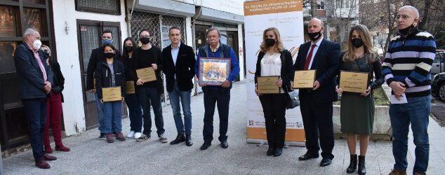 Новинарката Александра Максимовска од МИА добитничка на годишна награда на Здружението на новинари на Македонија