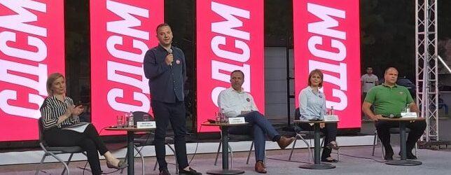 Костовски: Без разлика кој ќе биде кандидат, СДСМ повторно убедливо победува во Куманово