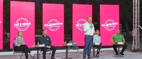Спасовски : ВМРО-ДПМНЕ се ефикасни во криминал, корупција, понижување на граѓаните, пљачкање на сопствениот народ, тука нема конкуренција и таква конкуренција нема да имаат
