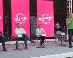 Димитриевски: Бевме заедно во тешките моменти, заедно остануваме додека го градиме Куманово како еден модерен европски град
