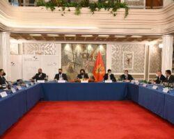 Спасовски на Форум на министри во Подгорица