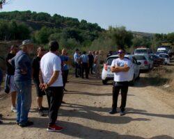 Продолжува протестот кај Искрин мост , најава за целосна блокада